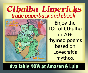 Cthulhu Limerickers