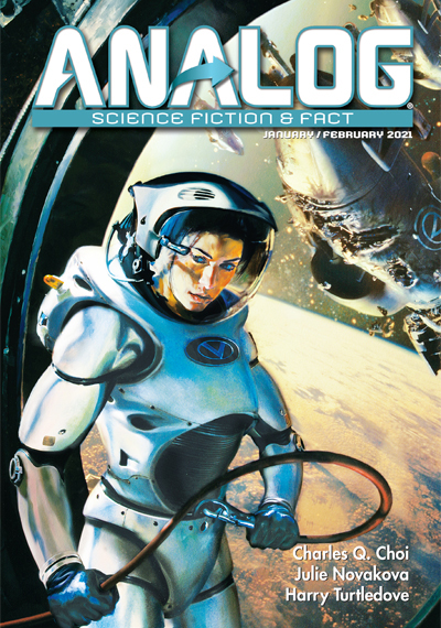 Analog Science Fiction and Fact - January/February 2021 - Vol. CXXXXI, Nos.1 & 2